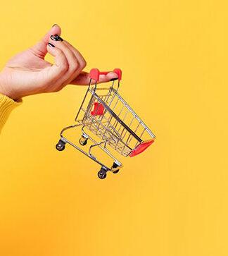 Zakupy spożywcze w e-sklepie